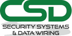 CSD Security Systems and Data Wiring