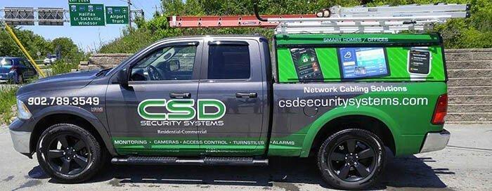 CSD truck